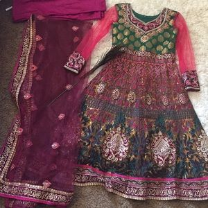 Dresses & Skirts - Gorgeous Indian Dress Anarkali